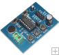 Arduino voice hlasový modul ISD1820 chip 10 sec.