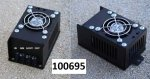 Měnič step UP DC/DC 10-32V to 48V (35-60V) Boost FAN, termostat
